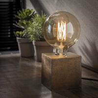 Tafellamp 'Jada', kleur Brons antiek
