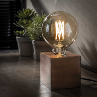 Tafellamp 'Jada', kleur Antiek Koper