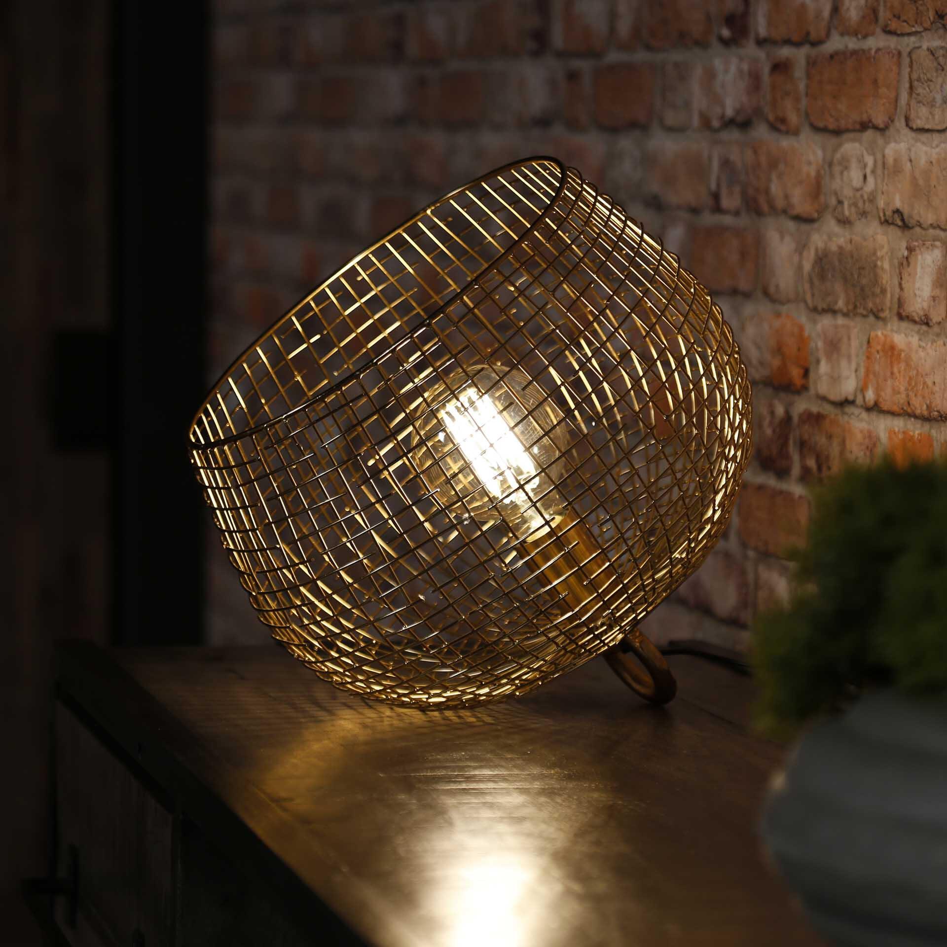 Tafellamp 'Andrea' Ø33cm