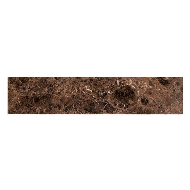 Richmond Sidetable 'Orion' Marmer en Staal, 140cm