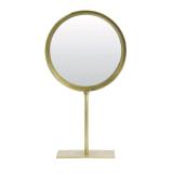 Light & Living Spiegel 'Luri' rond, oud brons