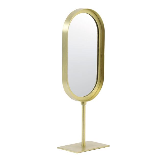 Light & Living Ovale Spiegel 'Lure'