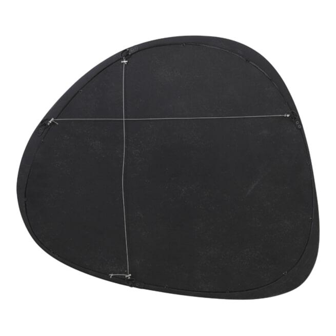 Light & Living Spiegel 'Sonora' kleur Zwart