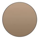 Light & Living Ronde Spiegel 'Espejo' 96cm, kleur Bruin