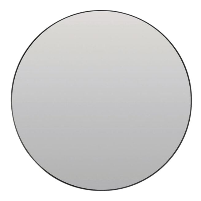 Light & Living Ronde Spiegel 'Espejo' 116cm, kleur Helder