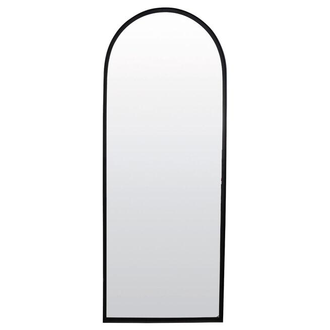Light & Living Spiegel 'Feres' 180cm hoog, kleur Mat Zwart