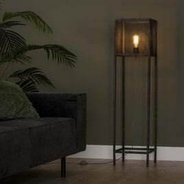 Industriële Vloerlamp 'Matt' 1-lamps