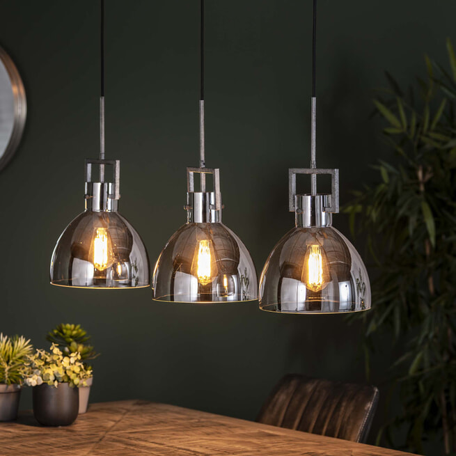 Hanglamp 'Lucie' 3-lamps