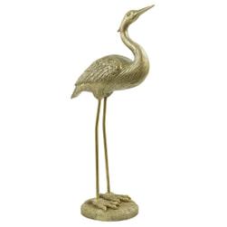 Light & Living Ornament 'Crane' 67cm