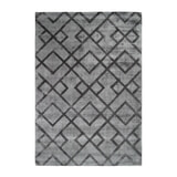 Kayoom Vloerkleed 'Luxury 310' kleur Grijs / Antraciet, 160 x 230cm