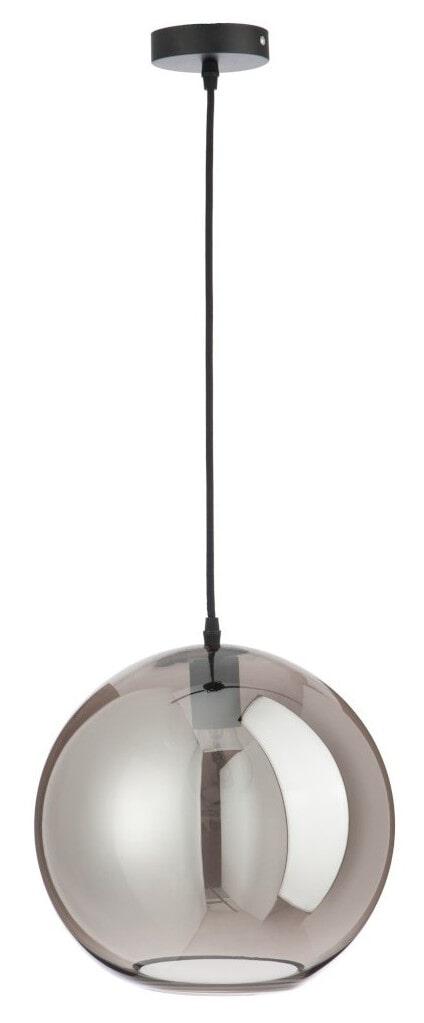J-Line Hanglamp 'Rose-Marie' Large, kleur Zilver, Ø30,5cm