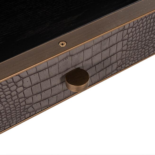 Richmond Bureau 'Classio' Vegan Leather, 140 x 60cm