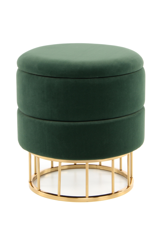 Kayoom Krukje 'Nul' met opbergruimte, kleur groen