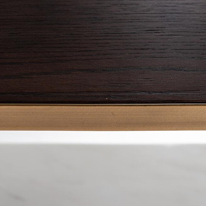 Richmond Wandkast 'Barkley' 200 x 120cm, Brushed Gold