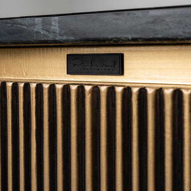 Richmond Salontafel 'Ironville' 90 x 90cm