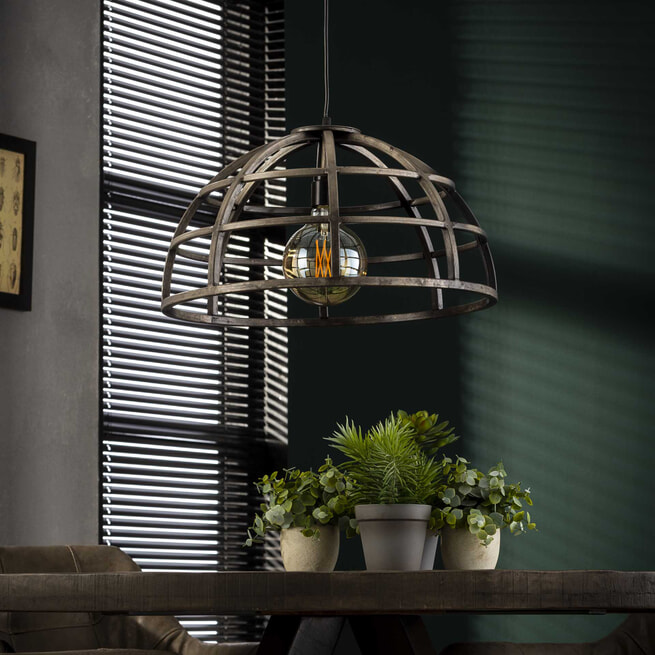 Industriële Hanglamp 'Natalie' Ø50cm