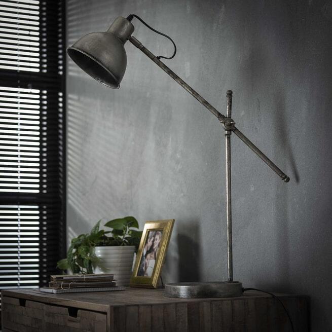 Tafellamp 'Gwen' 67cm hoog