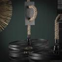 Hanglamp 'Manuel' Ø30cm