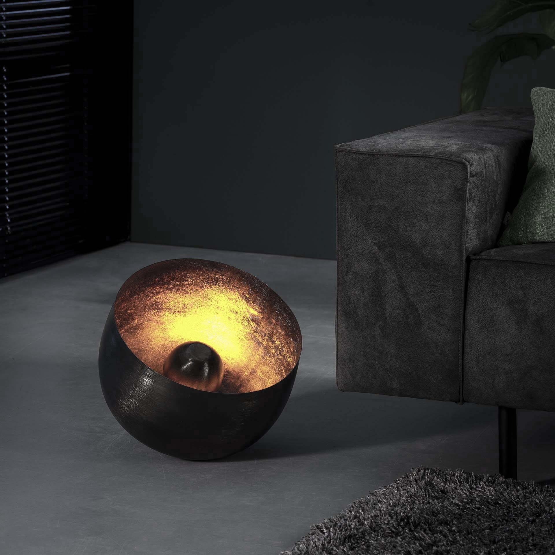 Tafellamp 'Tieme' Ø36cm