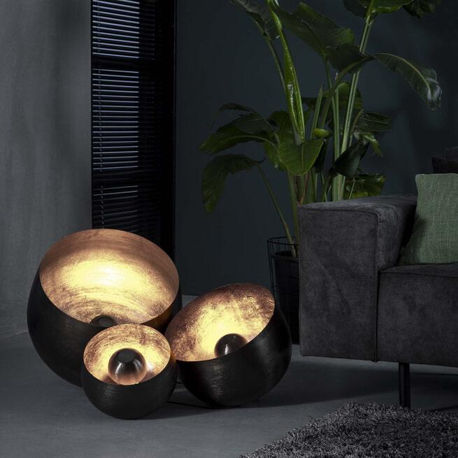 Vloerlamp 'Tieme' Ø50cm