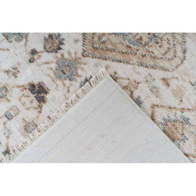 Kayoom Vloerkleed 'Barok 1100' kleur Beige