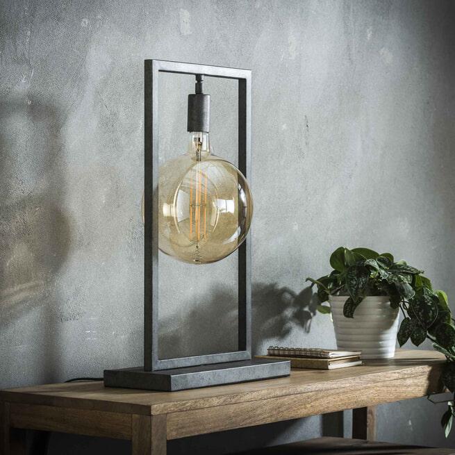 Tafellamp 'Zoe' 55cm hoog