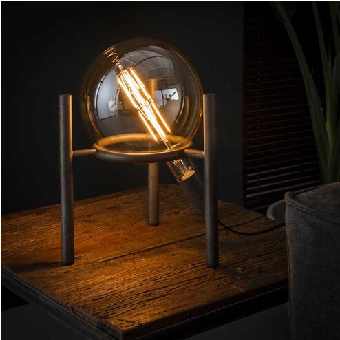 Tafellamp 'Saturn' Ø20cm