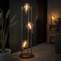 Vloerlamp 'Saturn' 3-lamps, Ø20cm