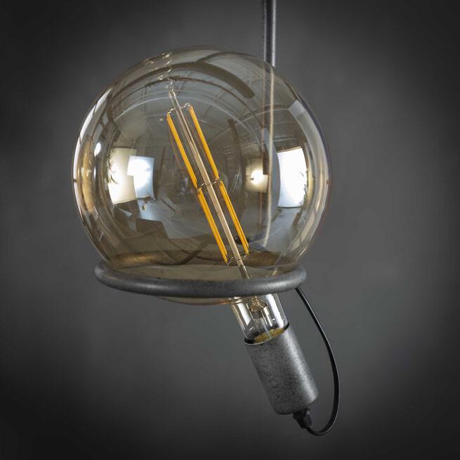 Hanglamp 'Saturn' 4-lamps (excl. lichtbronnen)