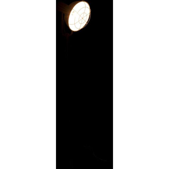 J-Line Vloerlamp 'Pieternella' kleur Zwart, Ø59cm