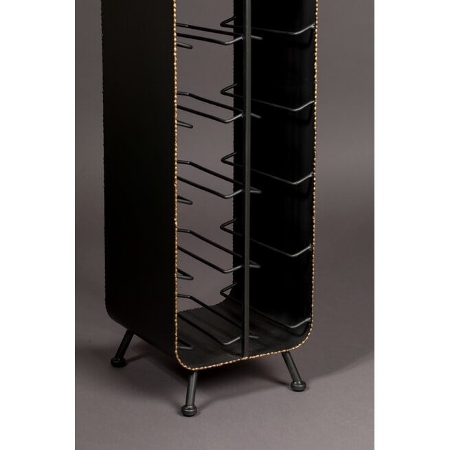 Dutchbone Wijnrek 'Stalwart' 68 x 22cm
