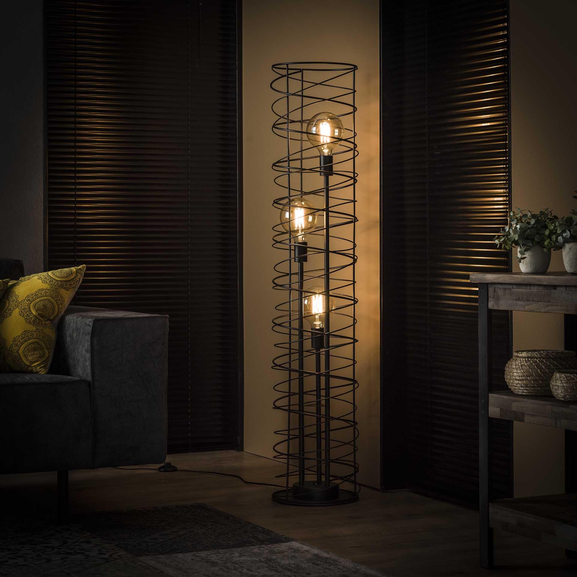Vloerlamp 'Joanne' 140cm