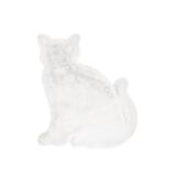 Kayoom Vloerkleed 'Kat' kleur Wit, 81 x 90cm