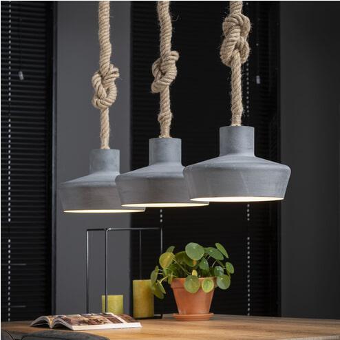 Hanglamp 'Mykelti' 3-lamps