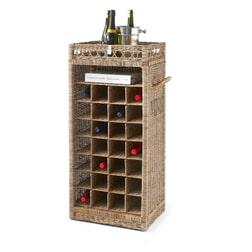 Rivièra Maison Wijnkast 'Rustic Rattan'
