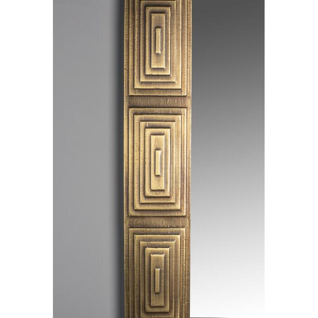 Dutchbone Spiegel 'Volan', 110x70cm