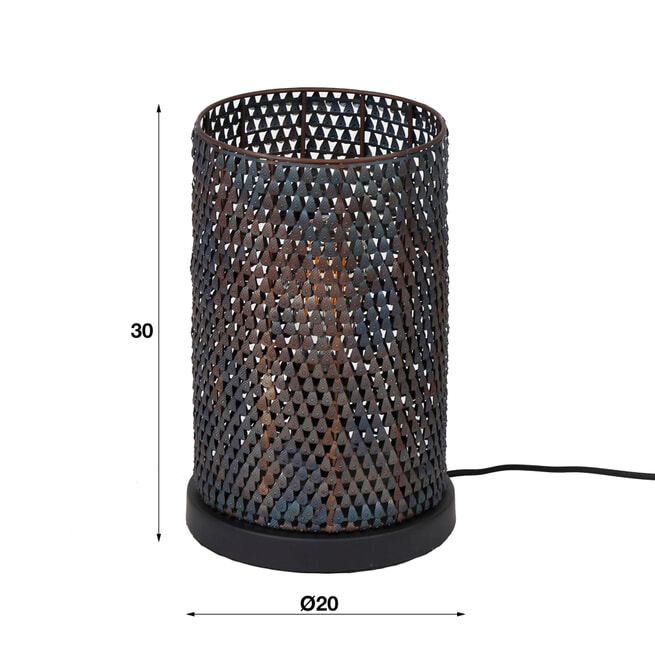 Tafellamp 'Armor'