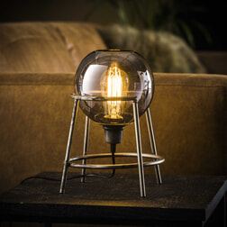 Tafellamp 'Michele' 30cm hoog