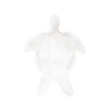 Kayoom Vloerkleed 'Schildpad' kleur Wit, 68 x 90cm