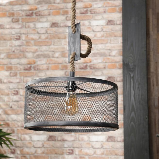 Industriële Hanglamp 'Judi' 1-lamps Ø40cm