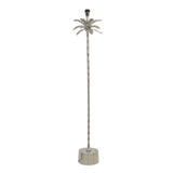 Light & Living Vloerlamp 'Armata', nikkel