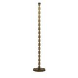 Light & Living Vloerlamp 'Malinda', antiek brons