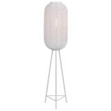 Light & Living Vloerlamp 'Tomek' 152cm, kleur Mat Wit