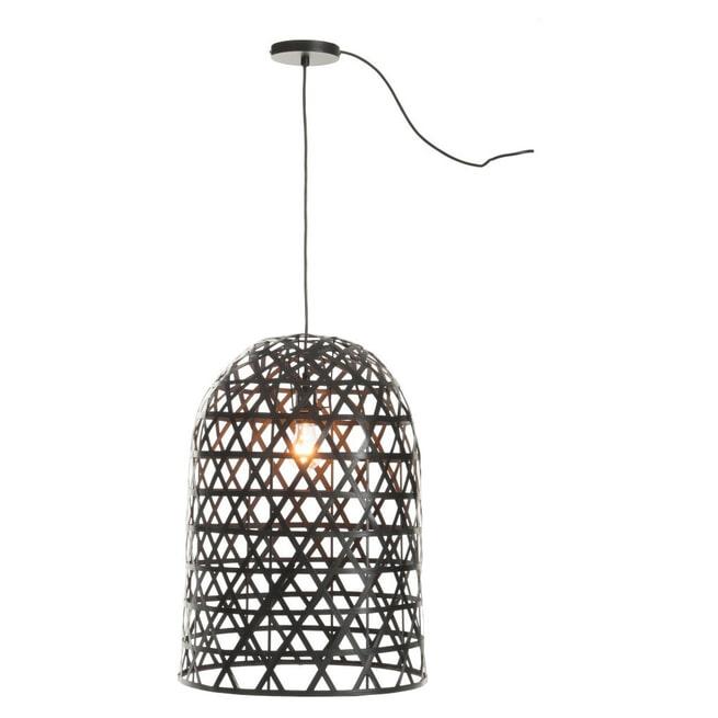 J-Line Hanglamp 'Gabriele' kleur Zwart, Ø41,5cm