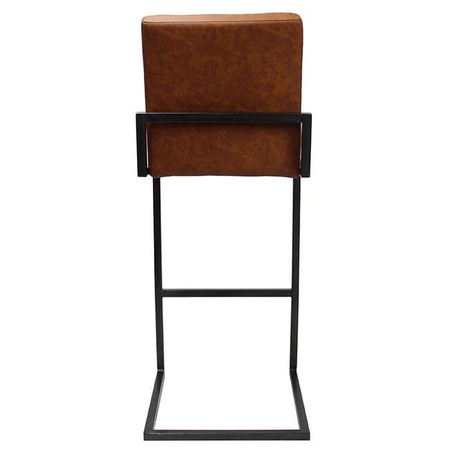Brookvin Industriële Barkruk 'Mauro' (zithoogte 84cm)
