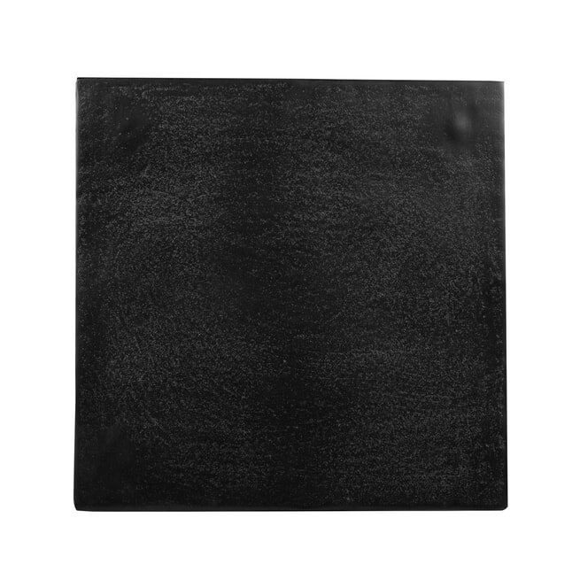 Richmond Bijzettafel 'Bolder' kleur Zwart, 43 x 43cm