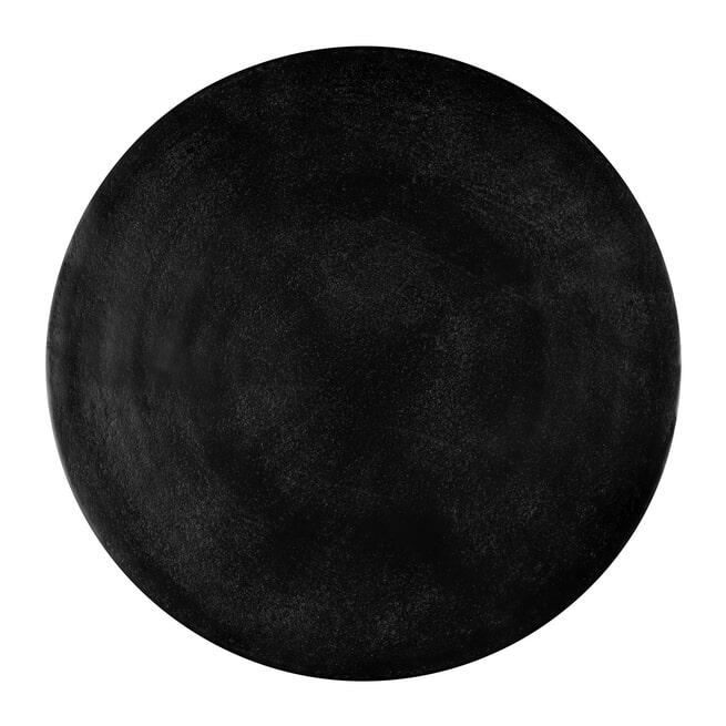 Richmond Salontafel 'Bolder' Set van 2 stuks, kleur Zwart