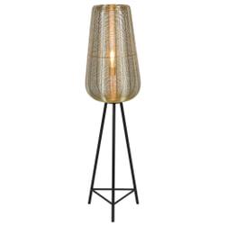 Light & Living Vloerlamp 'Adeta', goud, 135cm hoog