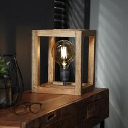Tafellamp 'Thelma' 25 x 25cm
