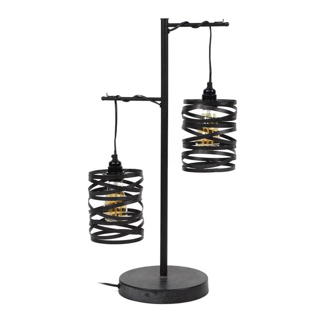 Tafellamp 'Kristina' 2-lamps